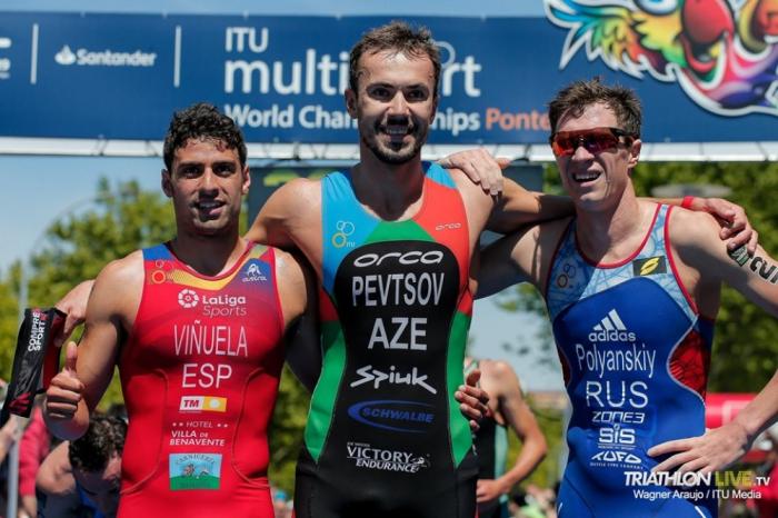 Azərbaycan idmançısı dünya çempionu oldu