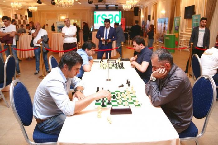 """Bakıda şahmat üzrə """"Buta Chess"""" turniri keçirilib"""