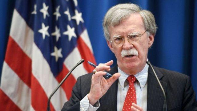 Bolton pushes military option for Venezuela as Trump, Pentagon hesitate