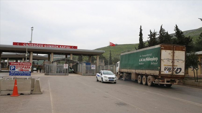 UN sends 17 truckloads of aid to Syria