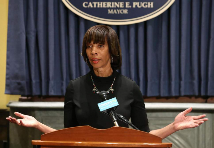 Baltimore mayor resigns amid scandal over self-published books