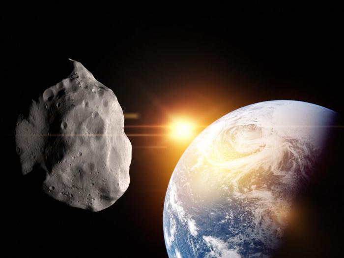 Nasa starts preparing for arrival of huge asteroid named