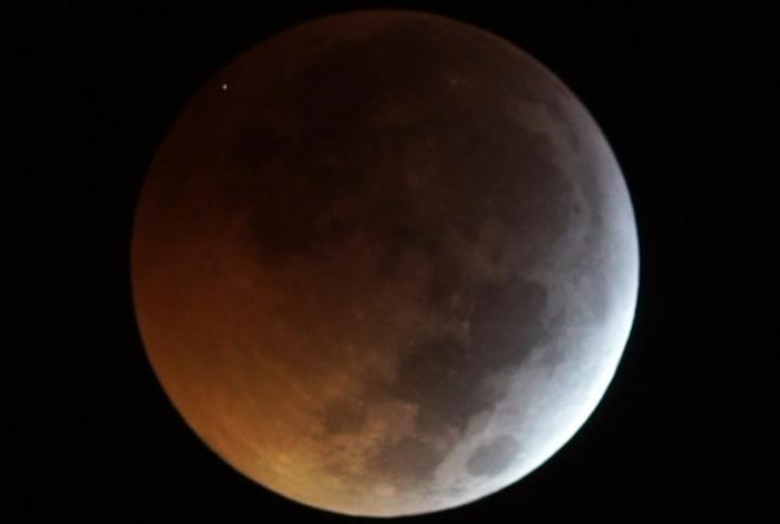 Rock smashed into Moon during lunar eclipse and left huge crater