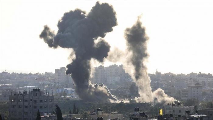 """İsrail """"Anadolu"""" agentliyinin ofisini raketlə dağıdıb"""