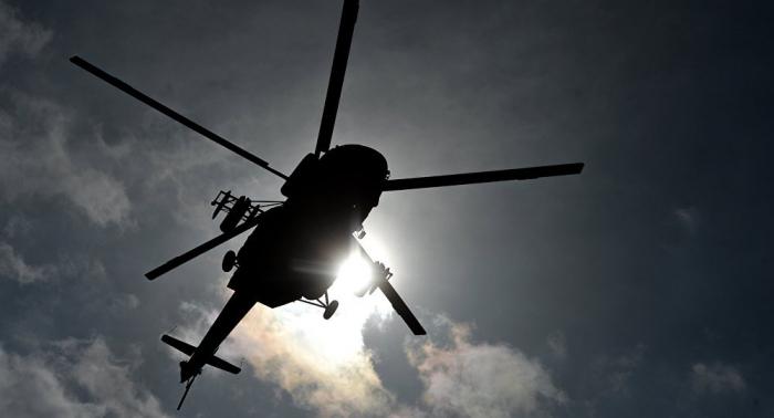 Venesuelada 7 hərbçi helikopter qəzasında ölüb