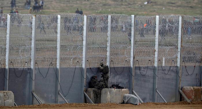 Israel bombardea 120 blancos en Gaza en respuesta a ataques con cohetes