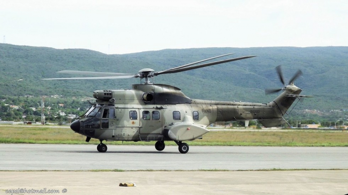 Seven military personnel killed in Venezuela helicopter crash