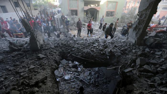 Reportan el alto al fuego entre Israel y Gaza tras dos días de hostilidades