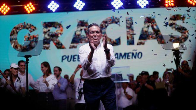 Panama election: Cortizo wins unexpectedly close race