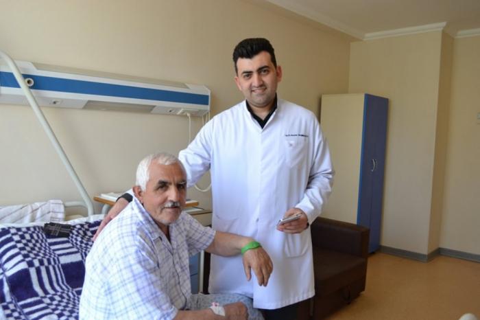 """Azərbaycanda bir ilk -    """"Ağıllı xəstə qolbağı"""""""