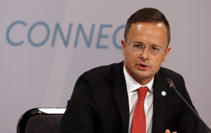 FM: Hungary is interested in Southern Gas Corridor's reaching Central Europe