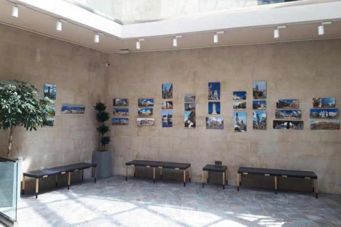 Alta asistencia a fotoexposición La Habana 500 años en Bakú-   Fotos
