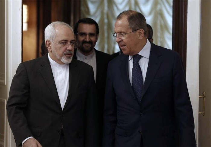 Iranian, Russian FMs to discuss JCPOA in Moscow