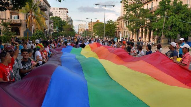 Cuba cancels annual Conga Against Homophobia march