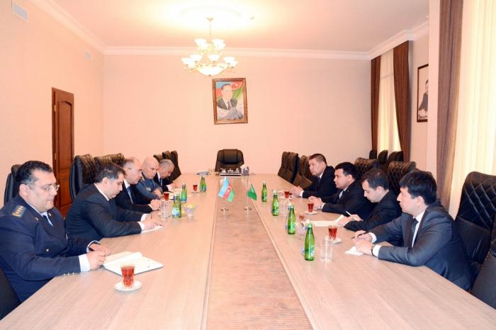 Azerbaijan-Turkmenistan customs relations discussed