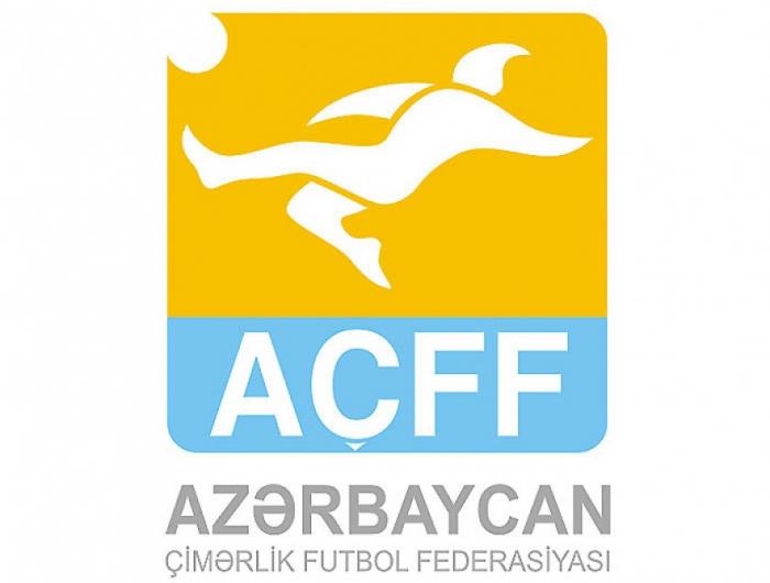 Selección de fútbol playa de Azerbaiyán derrota a Noruega