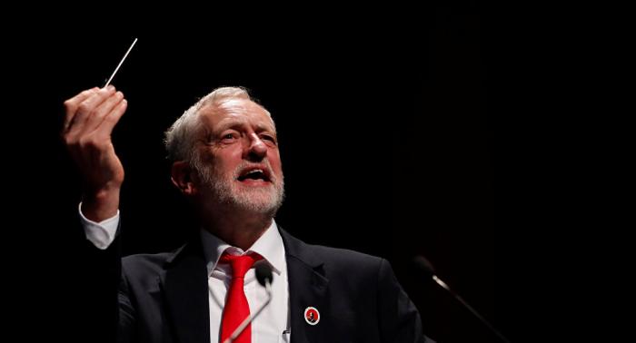 Corbyn mantiene la ambigüedad sobre el Brexit en el manifiesto de las elecciones europeas