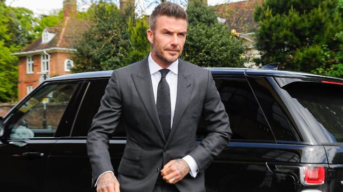 David Beckham ist seinen Führerschein los