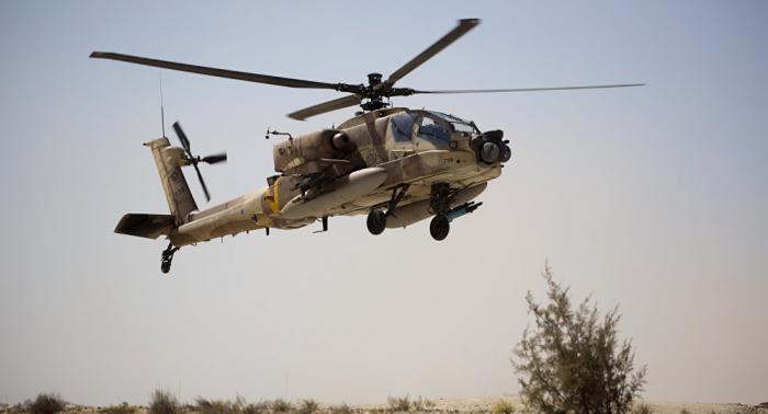 EEUU aprueba la venta de helicópteros Apache a Catar