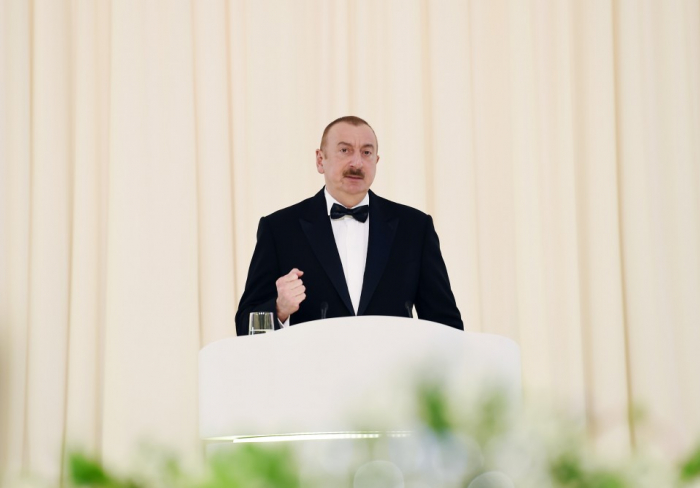 """""""Heydər Əliyev o vaxt rəhbərlikdə olsaydı, Qarabağ problemi yaranmazdı"""" - Prezident"""