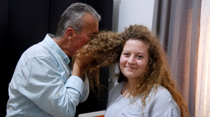 Protest icon Ahed Tamimi to join pro-Palestinian march in London