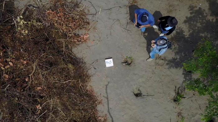 Remains of 35 people discovered in anonymous graves in Mexico - officials