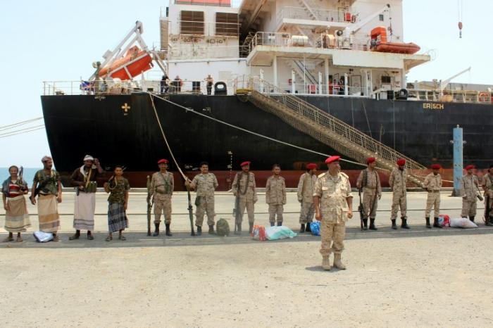 UN confirms Yemen aid port withdrawal underway