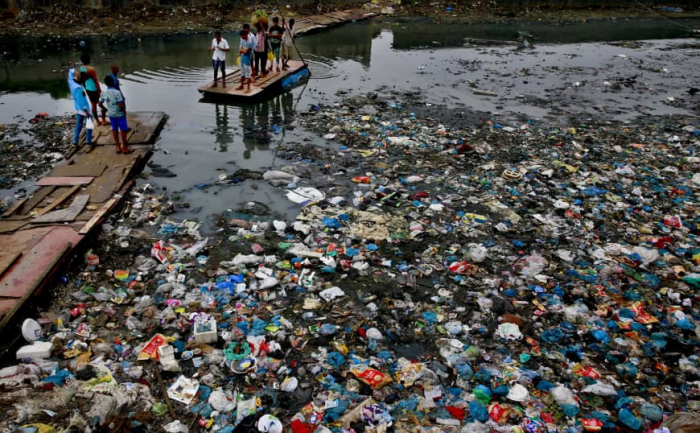 Roughly 180 countries agree on treaty to regulate trade in plastic waste