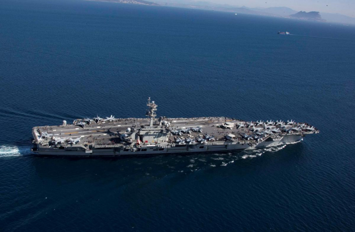 Iran Guards chief says Americans have started