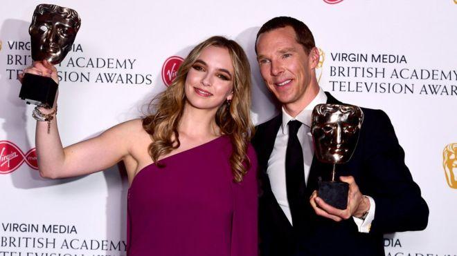 Bafta TV Awards 2019: Killing Eve, Ant and Dec, Benedict Cumberbatch win