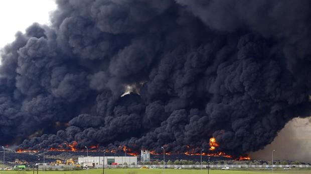 El caso del incendio de Seseña, paralizado a la espera de Google