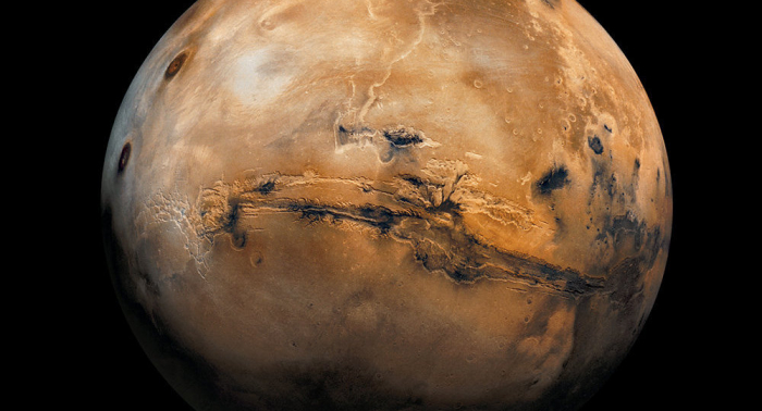 New Water Cycle Explains Why Mars Is A Barren Planet Iwonder