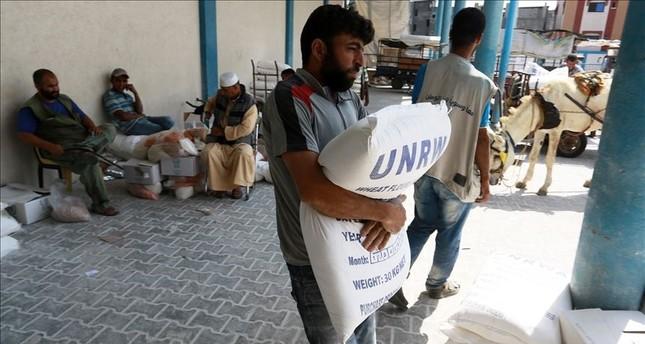 Half of Gaza population depend on food aid, UN says
