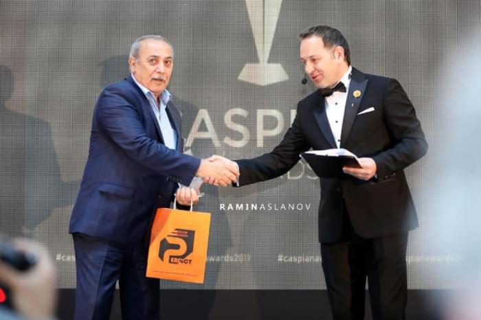 """El espectáculo """"Inconcluso"""" obtiene el premio """"Caspian Awards"""""""