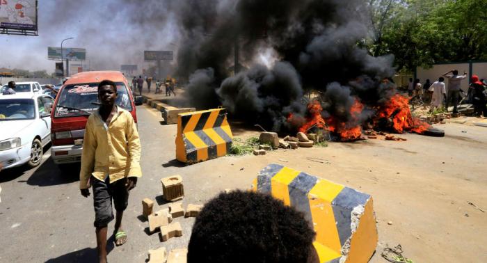 Al menos dos muertos en tiroteo contra manifestantes en Sudán