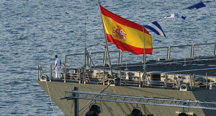 España deja a EEUU solito ante Irán