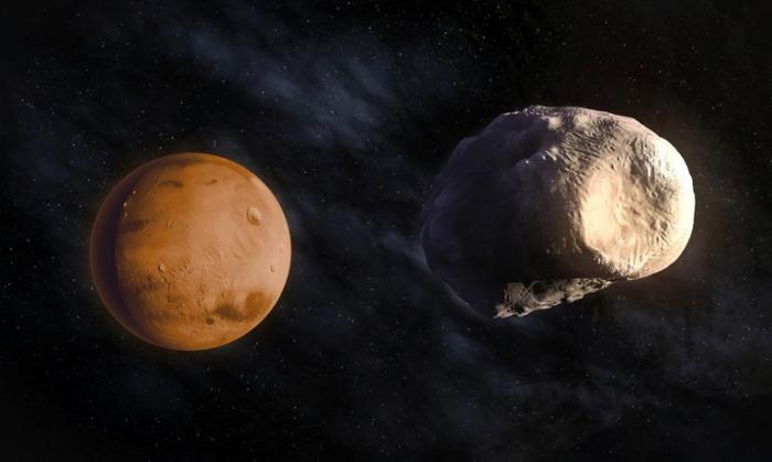 NASA takes groundbreaking photos of Mars