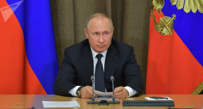 Putin aprueba la nueva doctrina de seguridad energética de Rusia