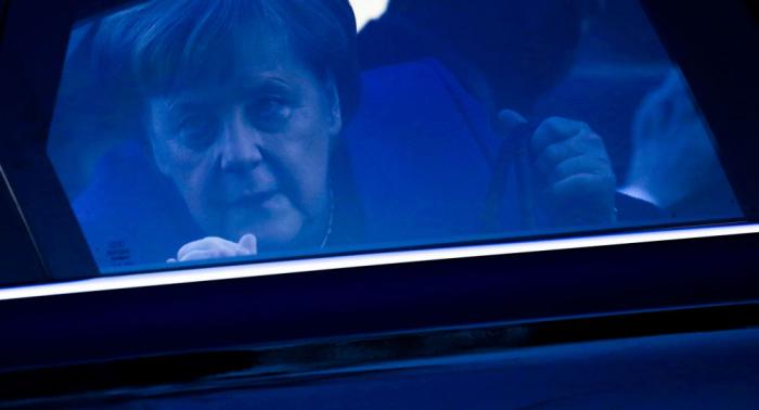 """""""Zurück auf dem Kalender"""": Pompeo will Treffen mit Merkel nachholen"""