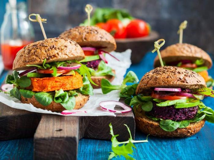 Campaigners rally against EU 'veggie burger' name ban