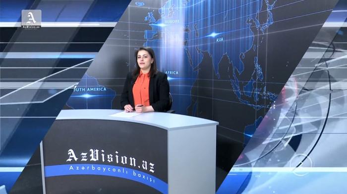 AzVision TV publica nueva edición de noticias en inglés para el 14 de mayo-  Video