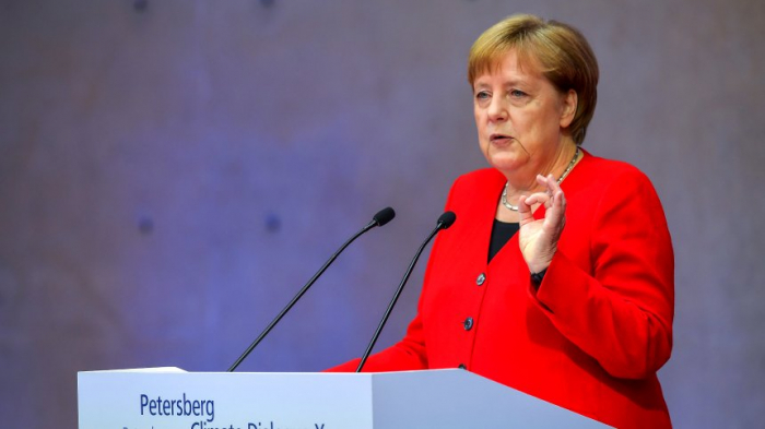 Merkel strebt Klimaneutralität bis 2050 an