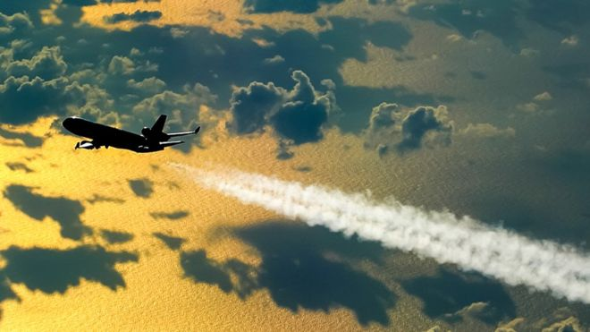 Could aviation ever be less polluting?