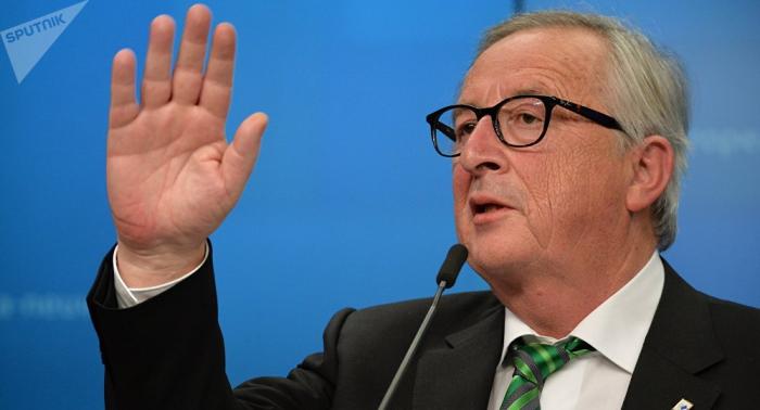 """Juncker bezeichnet Georgien """"zu 100 Prozent"""" als europäischen Staat"""