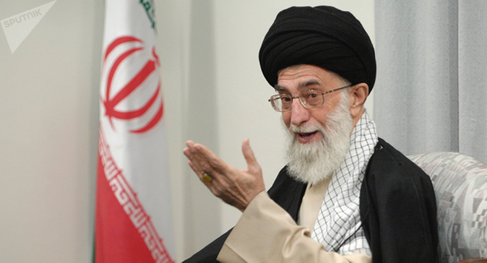 """Ajatollah Chamenei: """"Es wird keinen Krieg mit den USA geben"""""""