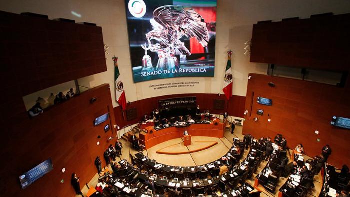 Senado de México aprueba reforma inédita que garantiza el ejercicio de los derechos políticos de las mujeres