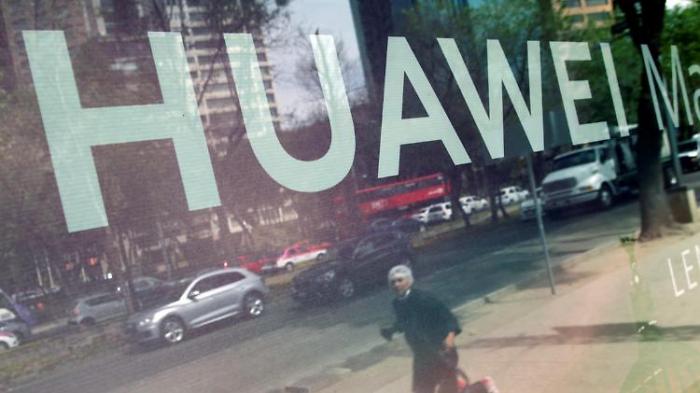 Verbietet Trump Geschäfte mit Huawei?