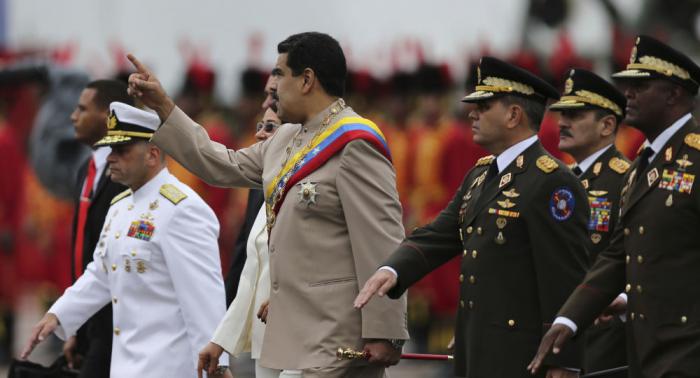 """""""Das ist ein Sieg"""": Maduro kommentiert Vorfall mit US-Schiff vor Venezuelas Küste"""