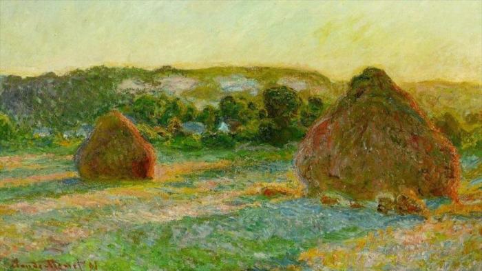 Venden una pintura de Monet por $110,7 millones en Nueva York