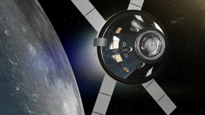 La NASA planea enviar una mujer a la Luna en 2024